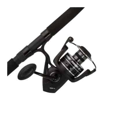 The Penn Spinfisher VI spinning reel and fishing rod combo