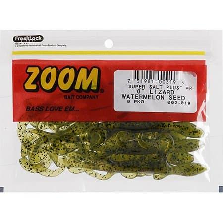 zoom bait from Walmart on thebookongonefishing