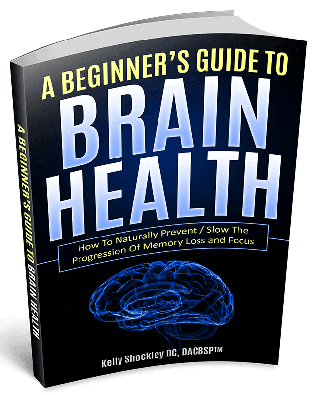 a beginners guide to brain health by kelly shockley dc dacbsp