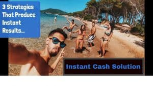 Instant Cash Solution Review (3 Tips For Getting Great thebookongonefishing