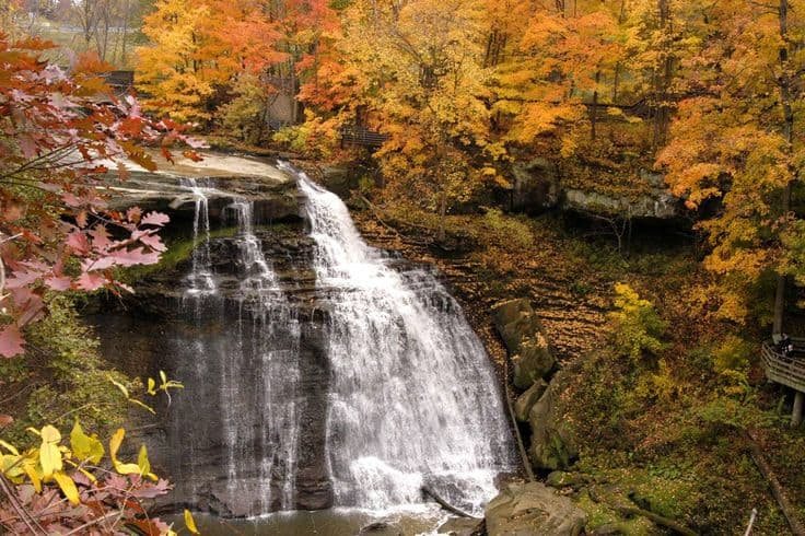 Best Fishing Spots Near Cleveland, Ohio (Cuyahoga Valley National Park) - TheBookOnGoneFishing