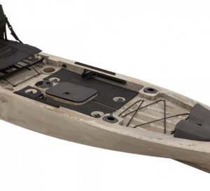 Ascend 128T Sit-on-Top Desert Storm Kayak
