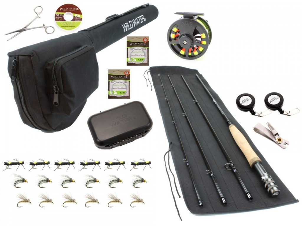 This image has an empty alt attribute; its file name is Wild-Water-Fly-Fishing-9-Foot-5-and-6-Weight-Rod-and-Reel-Deluxe-Combo-Kit-thebookongonefishing-1024x768.jpeg